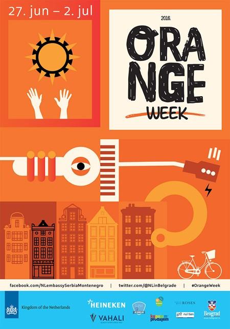 Nedelja holandske kulture u Beogradu