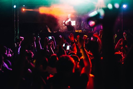 Techno weekend u Barutani! Photo by Benny Take A Moment