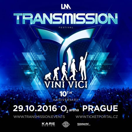 Transmission u Pragu 2016