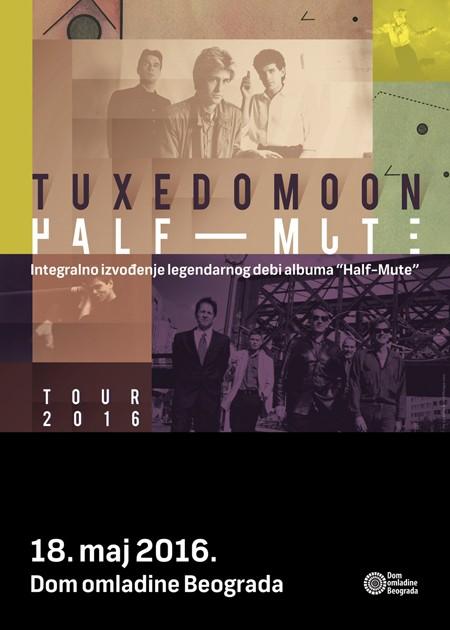 TUXEDOMOON sutra u DOB-u!