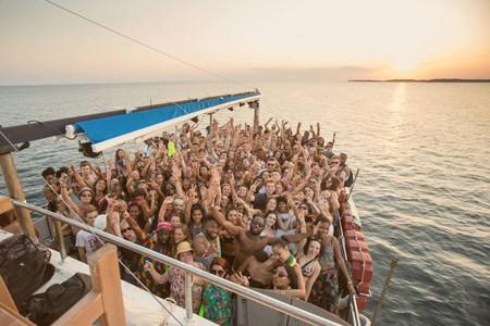 Na 5. Dimensions festivalu isploviće 20 party brodova!