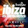 DJ Tom Novy novi je rezident splava Freestyler
