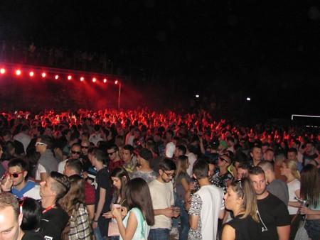 Sjajni Traumer nastupio u Nišu pred više hiljada ljudi!