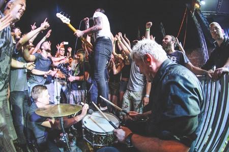 Anti-Flag - Exit Magic 2016