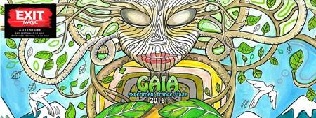 Žurke na EXIT binama Urban Bug, Gaia Experiment Trance i Guarana AS FM!