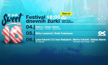 Letnji matine festival @ KPTM
