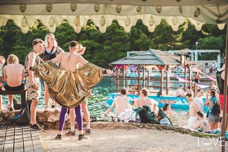 Love International 2016, Tisno, Hrvatska