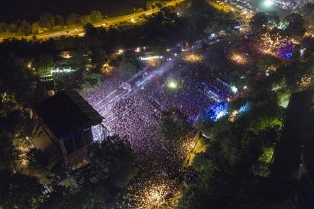 Četiri magične noći uz 195.000 fanova za novi rekord EXIT festivala!