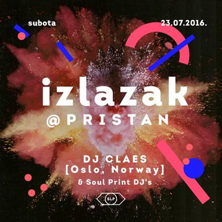 Legenda norveške elektronske na Pristanu - novoj DJ luci!