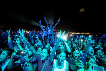 Spektakl za 77.000 ljudi na Sea Dance-u