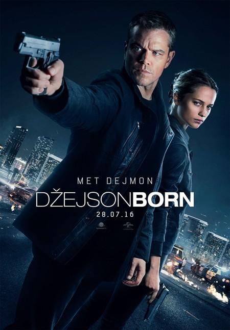 """""""Jason Bourne"""" od 27. jula u bioskopima"""