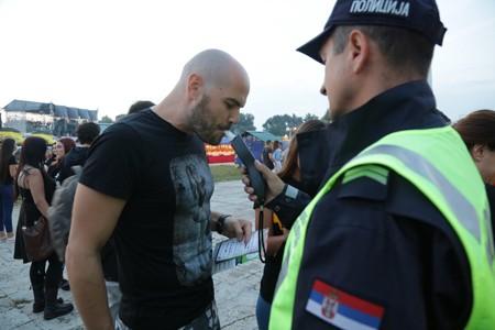 """Kampanja """"Kad pijem, ne vozim"""" na Belgrade Beer Fest-u"""