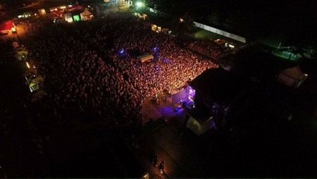 Novi rekord Šabačkog letnjeg festivala