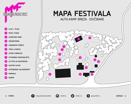 Prvi Mountain Music Fest 20. avgusta na Divčibarama