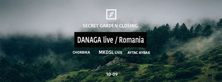 Secret Garden Closing žurka u klubu Drugstore