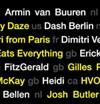 Amsterdam Dance Event (ADE) je kompletirao svoj lineup za 2016. godinu