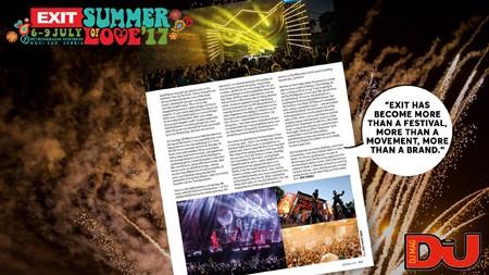 DJ Mag: EXIT je puno više od festivala, to je kultura za sebe!