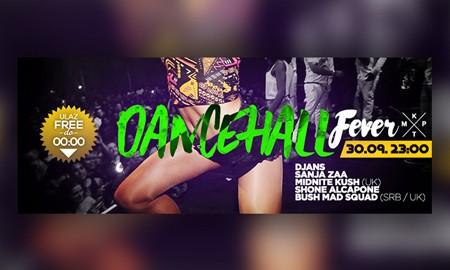 Dancehall groznica u KPTM-u ovog petka