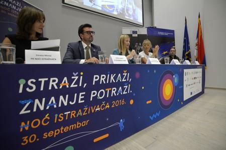 Noć istraživača 30. septembra u 12 gradova Srbije!