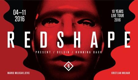 DJ REDSHAPE u klubu DRUG§TORE