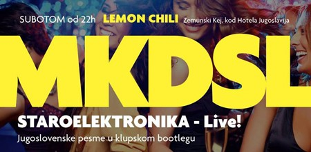 "MKDSL na splavu ""Lemon Chilli"""