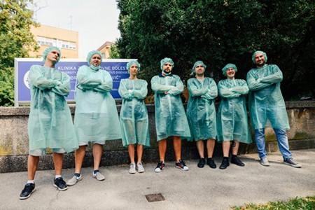 """MTV Premijera: Novi spot grupe S.A.R.S. za pesmu """"Pepeo"""""""