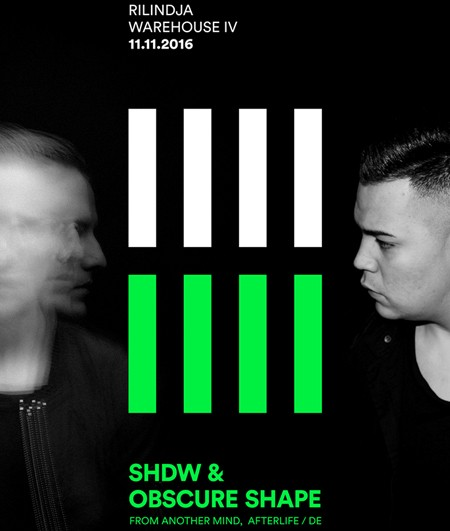 RWIV: SHDW & Obscure Shape + SOMNE | Priština