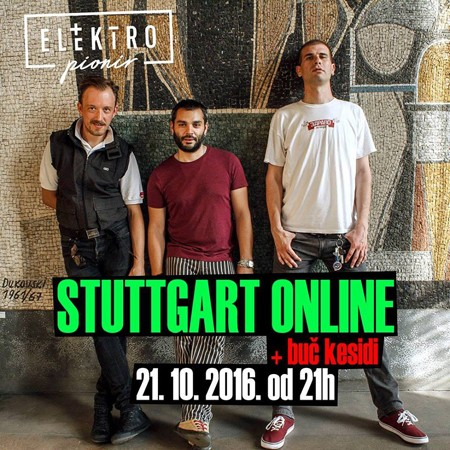 Stuttgart Online @ Elektropionir