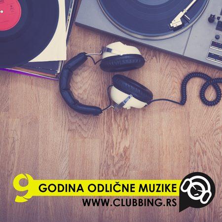 Muzički magazin Clubbing.rs slavi 9. rođendan