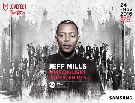 Jeff Mills i Simfonijski orkestar RTS-a spremni za spektakl 24. novembra