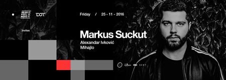 HEAR It FEEL It MOVE It invites Markus Suckut