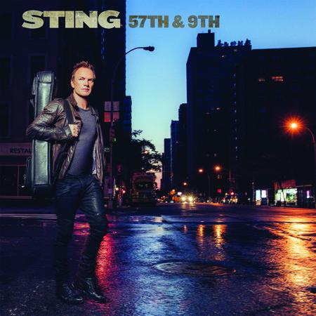 "Novi album Sting-a ""57th & 9th"""