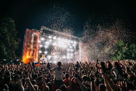 Prvo finale je tu! EXIT među najboljim festivalima Evrope