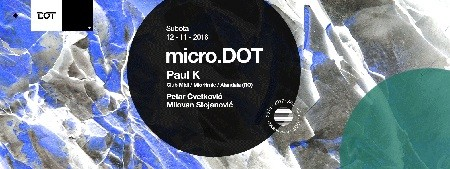 micro.DOT invites Paul K