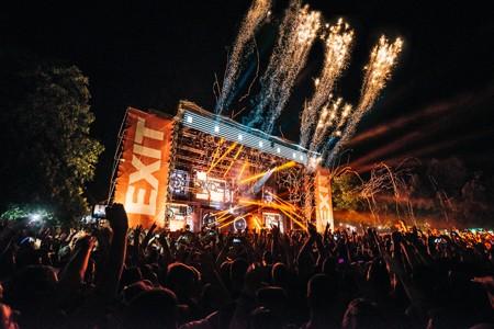 EXIT ponovo izglasan među 10 najboljih festivala Evrope!