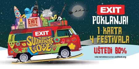 Nakon Crne Gore i Rumunije EXIT tim pokreće novi festival i u Hrvatskoj!