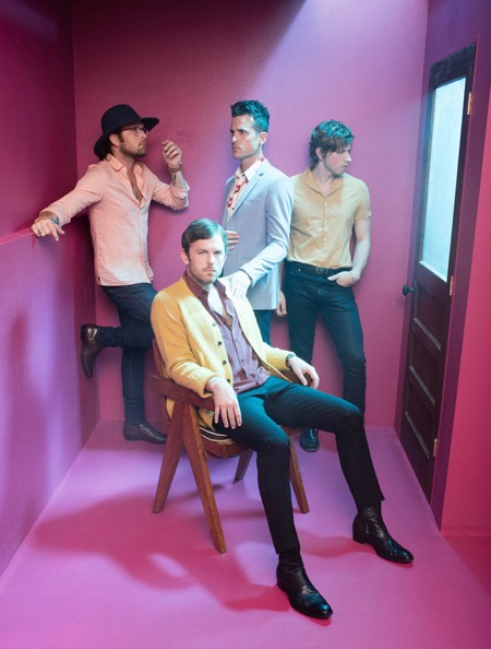 Koncert benda Kings of Leon na MTV-u