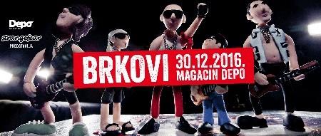 Novogodišnji koncert Brkova
