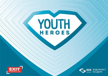 """Drugi """"Youth Heroes"""" konkurs!"""