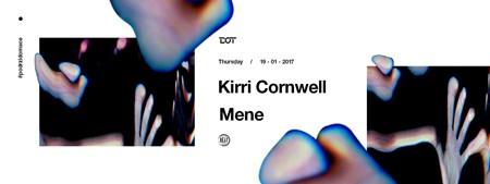 Kirri Cornwell & Mene u DOT-u