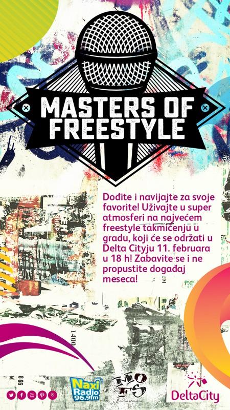 Masters Of Freestyle: Obračun majstora rima