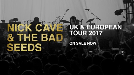 Nick Cave and The Bad Seeds - ulaznice u prodaji!