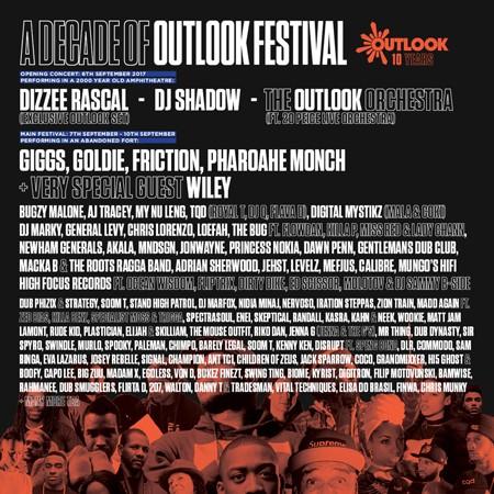 Objavljena prva imena 10. Outlook festivala!