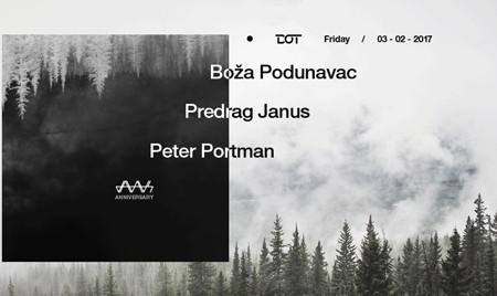 Podunavac, Janus i Portman u DOT-u