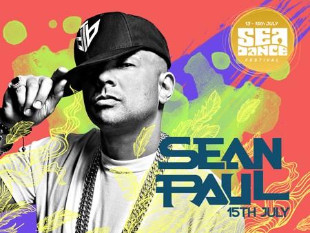 Sean Paul za finale Sea Dance festivala!