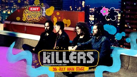 EXIT: The Killers dolaze u Srbiju