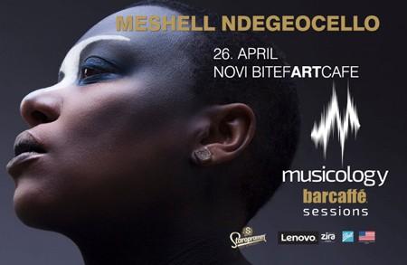Gregory Porter i Meshell Ndegeocello zatvaraju Musicology Barcaffè Sessions