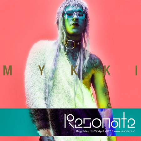 Mykki Blanco dolazi na RESONATE!!