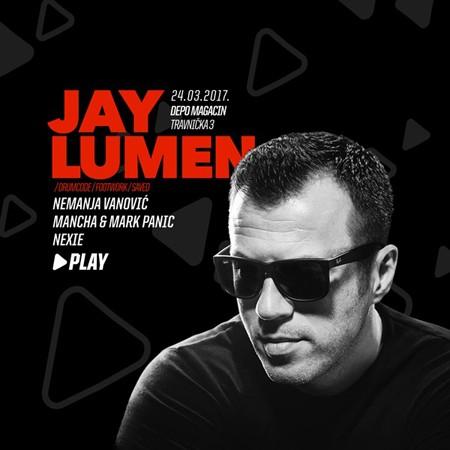 PLAY by JAY LUMEN: Akcija 3+1 gratis!