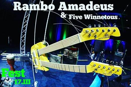 Rambo Amadeus večeras u Fest-u
